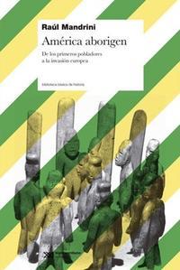 Libro AMERICA ABORIGEN