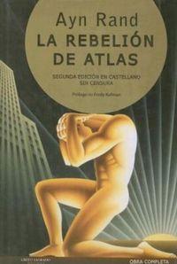 Libro LA REBELION DE ATLAS