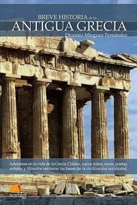 Libro BREVE HISTORIA DE LA ANTIGUA GRECIA
