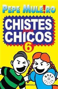 Libro CHISTES PARA CHICOS 6