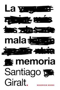 Libro LA MALA MEMORIA