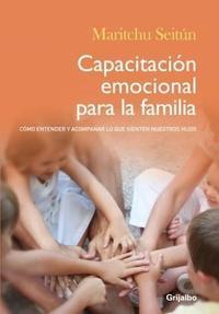 Libro CAPACITACION EMOCIONAL PARA LA FAMILIA