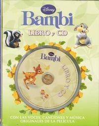 Libro BAMBI