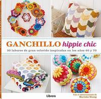 Libro GANCHILLO HIPPIE CHIC