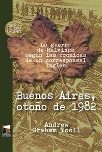 Libro BUENOS AIRES  OTOÑO 1982