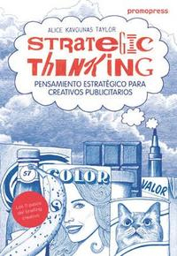 Libro PENSAMIENTO ESTRATEGICO PARA CREATIVOS PUBLICITARIO