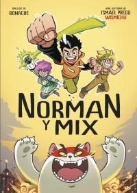 Libro NORMAN Y MIX
