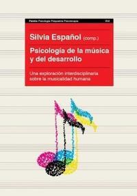 Libro PSICOLOGIA DE LA MUSICA Y EL DESARROLLO