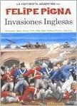 Libro INVASIONES INGLESAS