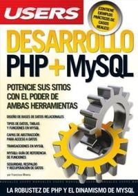 Libro DESARROLLO PHP + MYSQL