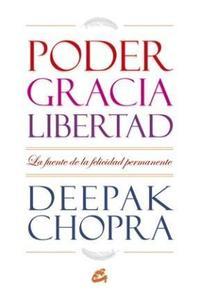 Libro PODER  GRACIA  LIBERTAD
