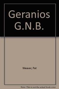 Libro GERANIOS  GUIAS JARDIN BLUME
