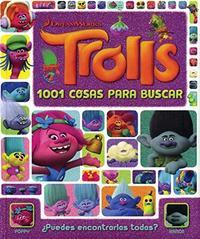 Libro TROLLS , 1001 COSAS QUE HAY PARA BUSCAR