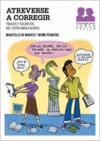 Libro ATREVERSE A CORREGIR