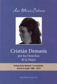 Libro CRISTIAN DEMARIA