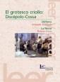 Libro EL GROTESCO CRIOLLO