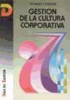 Libro GESTION DE CULTURA CORPORATIVA