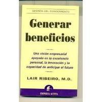 Libro GENERAR BENEFICIOS