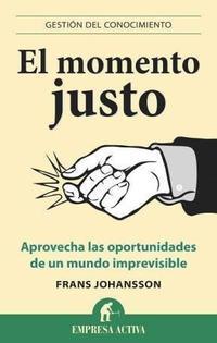 Libro EL MOMENTO JUSTO