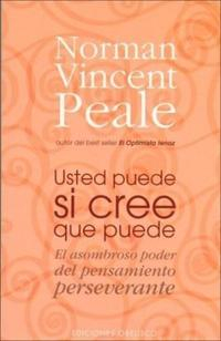 Libro USTED PUEDE SI CREE QUE PUEDE