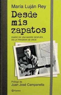 Libro DESDE MIS ZAPATOS