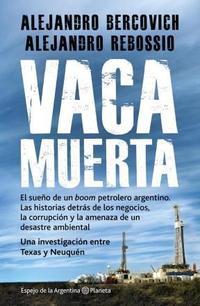 Libro VACA MUERTA