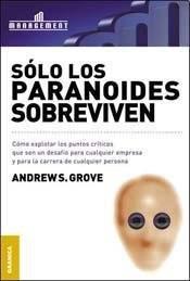 Libro SOLO LOS PARANOIDES SOBREVIVEN