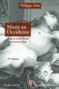 Libro MORIR EN OCCIDENTE