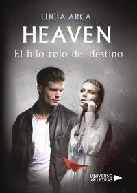Libro HEAVEN. EL HILO ROJO DEL DESTINO.