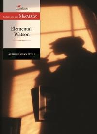 Libro ELEMENTAL, WATSON