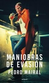 Libro MANIOBRAS DE EVASIÓN