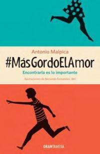 Libro #MASGORDOELAMOR
