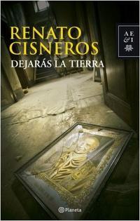 Libro DEJARÁS LA TIERRA