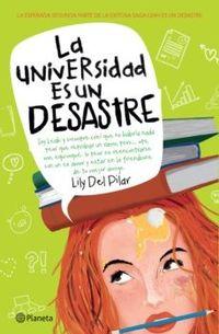 Libro LA UNIVERSIDAD ES UN DESASTRE