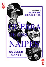 Libro GUERRA DE LOS NAIPES VOL.3 REINA DE CORAZONES