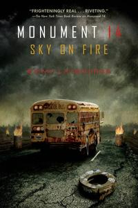 Libro SKY ON FIRE (MONUMENT 14 #2)