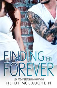 Libro FINDING MY FOREVER