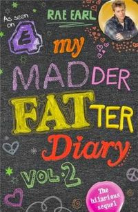 Libro MY MADDER FATTER DIARY
