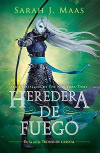 Libro HEREDERA DE FUEGO (TRONO DE CRISTAL #3)
