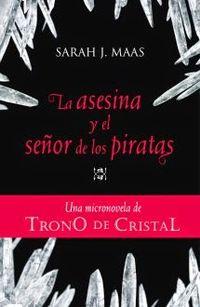 Libro LA ASESINA Y EL SEÑOR DE LOS PIRATAS