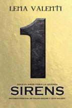 Libro SIRENS