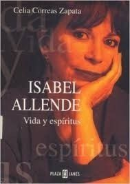 Libro ISABEL ALLENDE: VIDA Y ESPÍRITUS