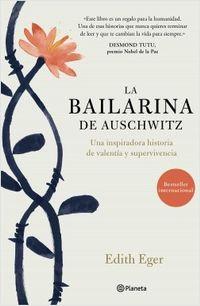 Libro LA BAILARINA DE AUSCHWITZ