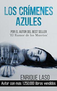Libro LOS CRÍMENES AZULES