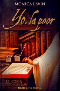 Libro YO, LA PEOR