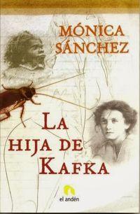 Libro LA HIJA DE KAFKA
