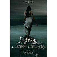 Libro LETRAS DE AMOR Y MUERTE