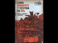 Libro LOMA ARDIENTE Y VESTIDA DE SOL