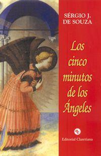Libro LOS CINCO MINUTOS DE LOS ÁNGELES