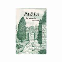 Libro PAULA, LA PEQUEÑA VALDENSE